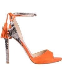 dd3ca24e3ae Lyst - GUESS Heels - High Heels