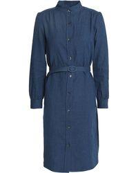 A.P.C. - Knee-length Dress - Lyst