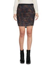 Valentine Gauthier - Mini Skirts - Lyst