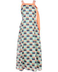 Niu - Long Dresses - Lyst
