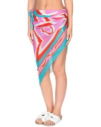 Emilio Pucci - Sarong - Lyst
