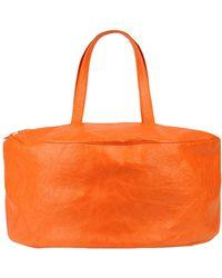 Balenciaga Luggage - Orange