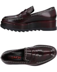 COACH - Loafer - Lyst