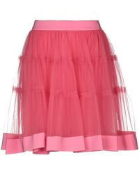 Moschino - Knee Length Skirt - Lyst