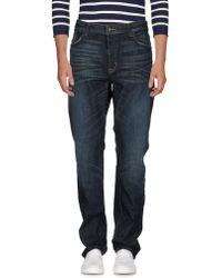 Hudson Jeans - Denim Trousers - Lyst
