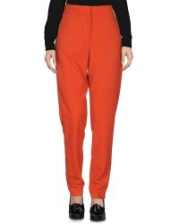 French Connection - Casual Trousers - Lyst