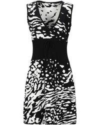 Emanuel Ungaro Short Dress - Black