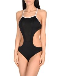 EA7 - One-piece Swimsuits - Lyst