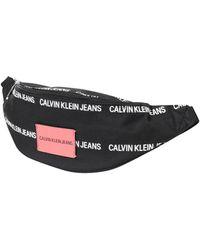 Calvin Klein - Backpacks & Bum Bags - Lyst