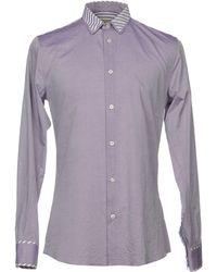 Versace Jeans - Shirt - Lyst