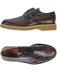 Dries Van Noten - Lace-up Shoe - Lyst