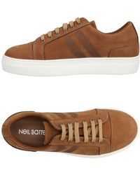 Neil Barrett - Low-tops & Sneakers - Lyst
