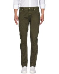 AT.P.CO - Denim Trousers - Lyst