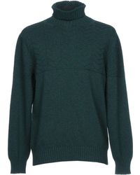 Andrea Fenzi - Turtlenecks - Lyst