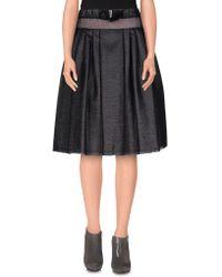 Marta Ferri - Knee Length Skirt - Lyst