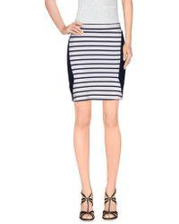 ELEVEN PARIS - Mini Skirts - Lyst