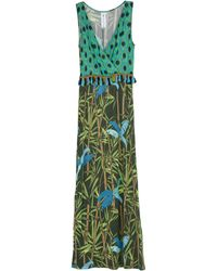 22 Maggio By Maria Grazia Severi - Long Dress - Lyst