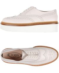 Tod's - Lace-up Shoe - Lyst