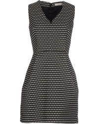 Annie P - Short Dress - Lyst