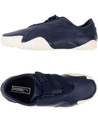 3936a157ace0 Lyst - Puma Low-tops   Sneakers in Blue for Men