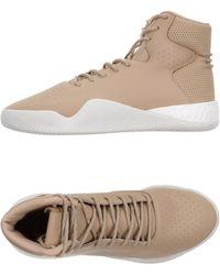34861aaf091c adidas Originals High-tops & Sneakers in Red for Men - Lyst