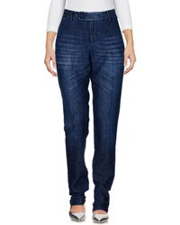 Roy Rogers - Denim Pants - Lyst