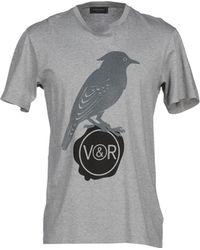 Viktor & Rolf - T-shirts - Lyst