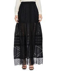 DIESEL - Long Skirt - Lyst