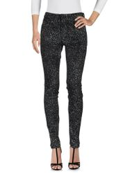 Proenza Schouler - Denim Trousers - Lyst