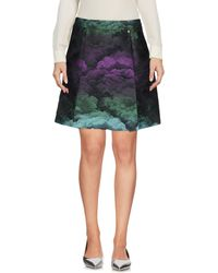 Who*s Who - Mini Skirt - Lyst