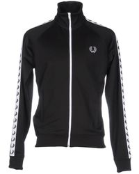 Fred Perry - Plain Funnel Neck Tracksuit - Lyst