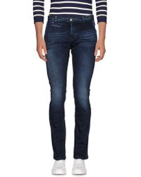 AT.P.CO | Denim Trousers | Lyst