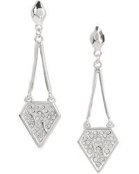 Just Cavalli - Earrings - Lyst