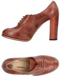 Maliparmi - Lace-up Shoe - Lyst