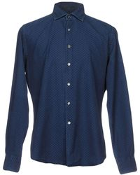 Glanshirt - Denim Shirt - Lyst