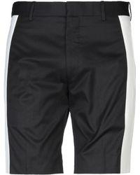 Alexander McQueen - Bermuda Shorts - Lyst