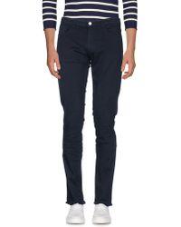 Obvious Basic - Denim Trousers - Lyst