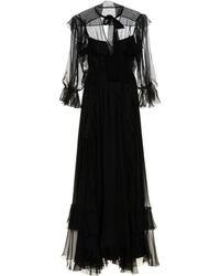 Alberta Ferretti - Long Dresses - Lyst