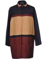 Valentino - Overcoat - Lyst