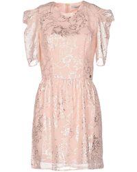 Relish - Short Dress - Lyst