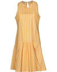 ROSSO35 | Short Dresses | Lyst