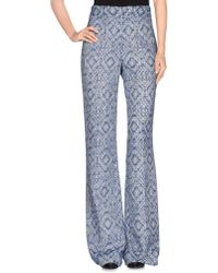 Matthew Williamson - Casual Trousers - Lyst