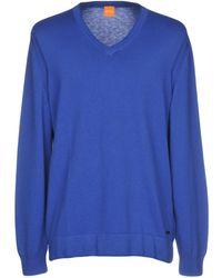 BOSS Orange - Sweater - Lyst