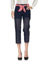 Space Style Concept | Casual Trousers | Lyst
