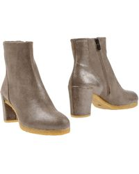 Roberto Del Carlo - Ankle Boots - Lyst