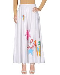 Saucony - Long Skirts - Lyst