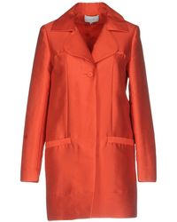 Carven - Overcoats - Lyst