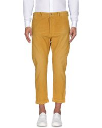 People - 3/4-length Trousers - Lyst