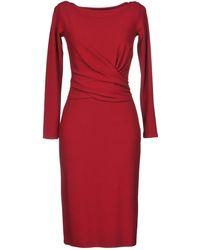 Chiara Boni - Knee-length Dresses - Lyst