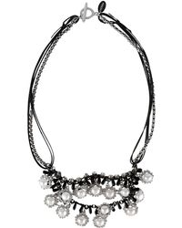 Venna - Necklace - Lyst